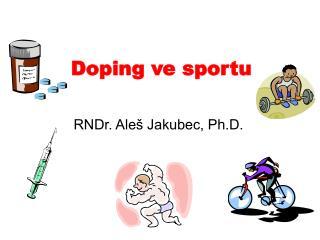 Doping ve sportu