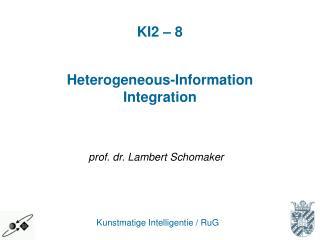 Prof. dr. Lambert Schomaker