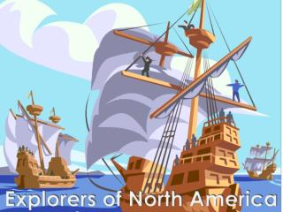 Explorers of North America