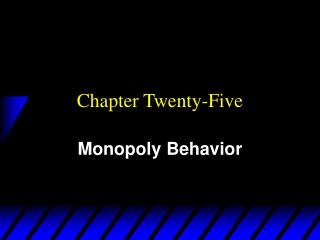 Chapter Twenty-Five