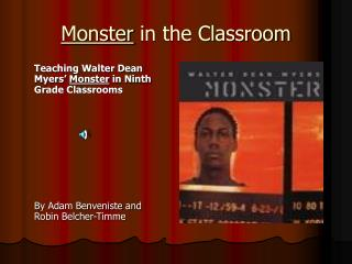 Monster in the Classroom