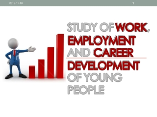 Study of Work, Employment and Career Developement