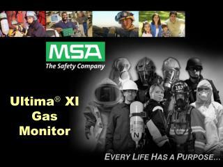Ultima  XI Gas Monitor