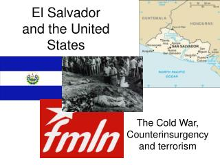 El Salvador and the United States