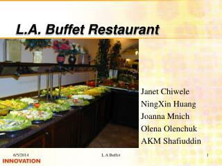 L.A. Buffet Restaurant