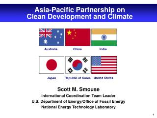 Asia-Pacific Partnership on Clean Development and Climate