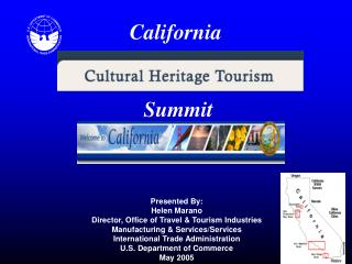 Presented By:  Helen Marano Director, Office of Travel  Tourism Industries Manufacturing  Services