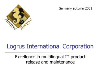 Logrus International Corporation
