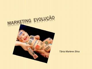 Marketing  evolu  o