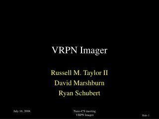 VRPN Imager