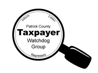 Patrick County Taxpayer Watchdog Group PCTWG