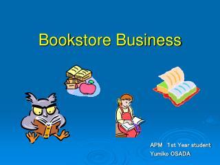 Bookstore Business