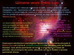 L Universo oscuro intorno a noi