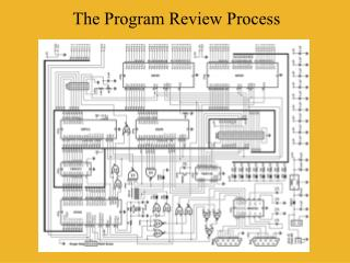 The Program Review Process