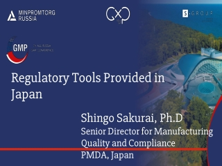 Medical Device Regulatory Seminar