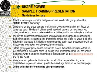 SHARE POWER