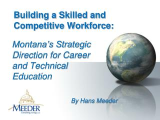 Building a Skilled and Competitive Workforce: