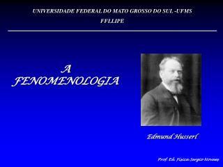 Prof. Ed. F sica Sergio Novaes