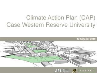 Climate Action Plan CAP Case Western Reserve University