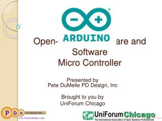 Open-Source Hardware and Software Micro Controller