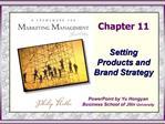 PowerPoint by Yu Hongyan Business School of Jilin University