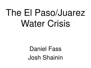 The El Paso