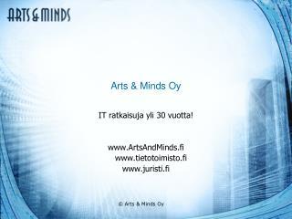 Arts  Minds Oy