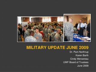 Military Update June 2009