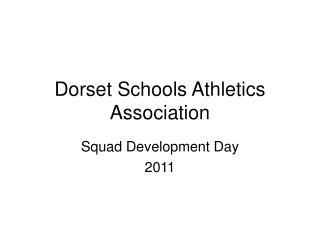 Dorset Schools Athletics Association