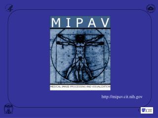 Mipav.cit.nih