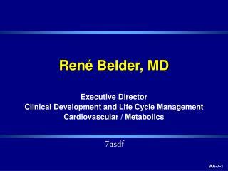 Ren  Belder, MD