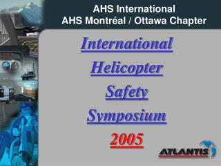 AHS International  AHS Montr al