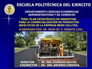 ESCUELA POLIT CNICA DEL EJERCITO