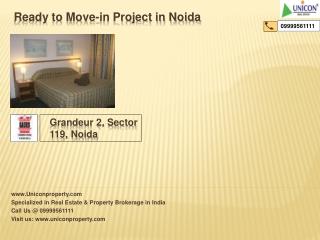 Gaur Grandeur 2 Apartments in Sector 119, Noida