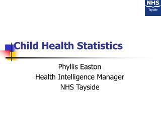 Child Health Statistics