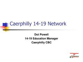 Caerphilly 14-19 Network