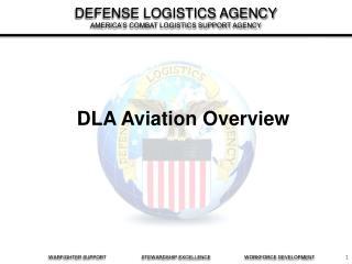 DLA Aviation Overview