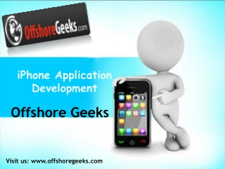 Hire the Best iPhone Application Developer