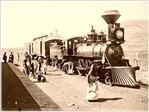 Primer Ferrocarril en Chile