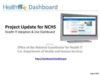 Health Information Exchange: State and National Updates