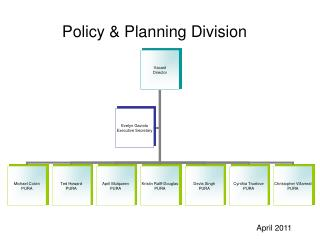 Policy  Planning Division