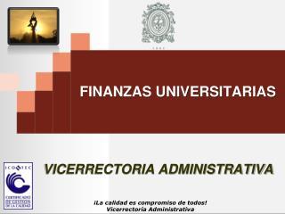 FINANZAS UNIVERSITARIAS