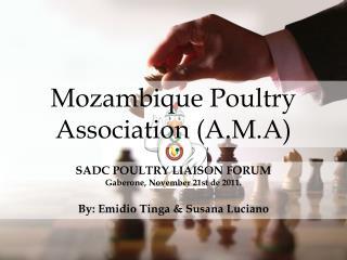Mozambique Poultry Association A.M.A