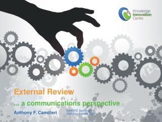 External Review