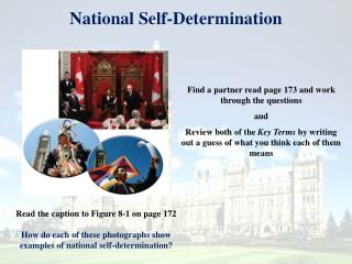 National Self-Determination