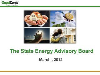 The State Energy Advisory Board