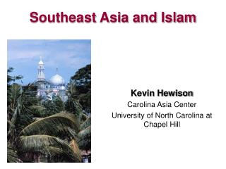 Southeast Asia and Islam