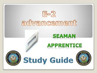 E-2 advancement