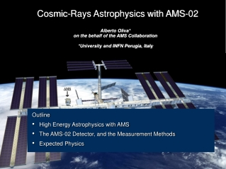 Detection  Measurement of gamma rays in the AMS-02 Detector