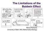 The Limitations of the Baldwin Effect